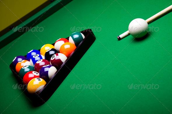 PhotoDune Billiard ball 4166171