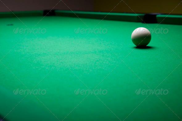 PhotoDune Billiard ball 4166122