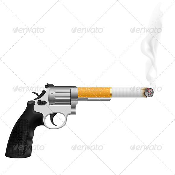 GraphicRiver Revolver 4151492
