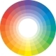 Multicolor Spectral Circle from 24 Segments - GraphicRiver Item for Sale