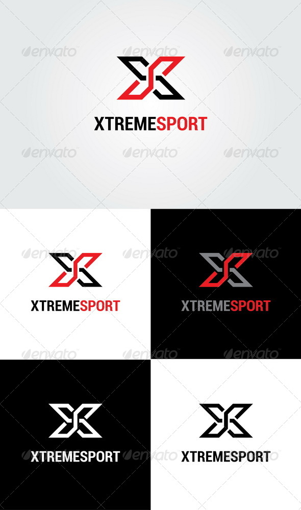 GraphicRiver Xtreme Logo 4151740