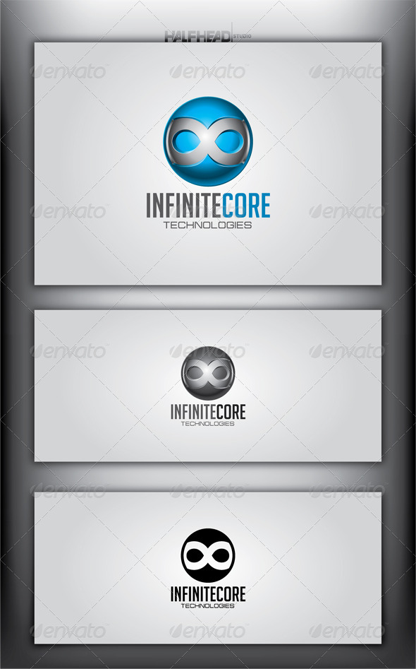 INFINITE CORE Logo Template