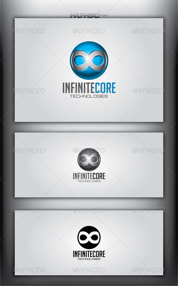 GraphicRiver INFINITE CORE Logo Template 4152949