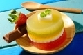 Three Layer Jelly Dessert - PhotoDune Item for Sale