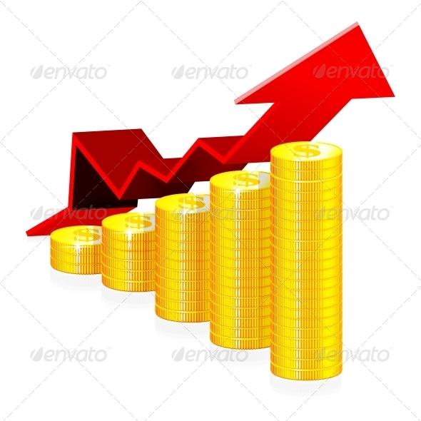 GraphicRiver Financial Success Concept 4156463