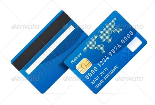 GraphicRiver Credit Card 4156478