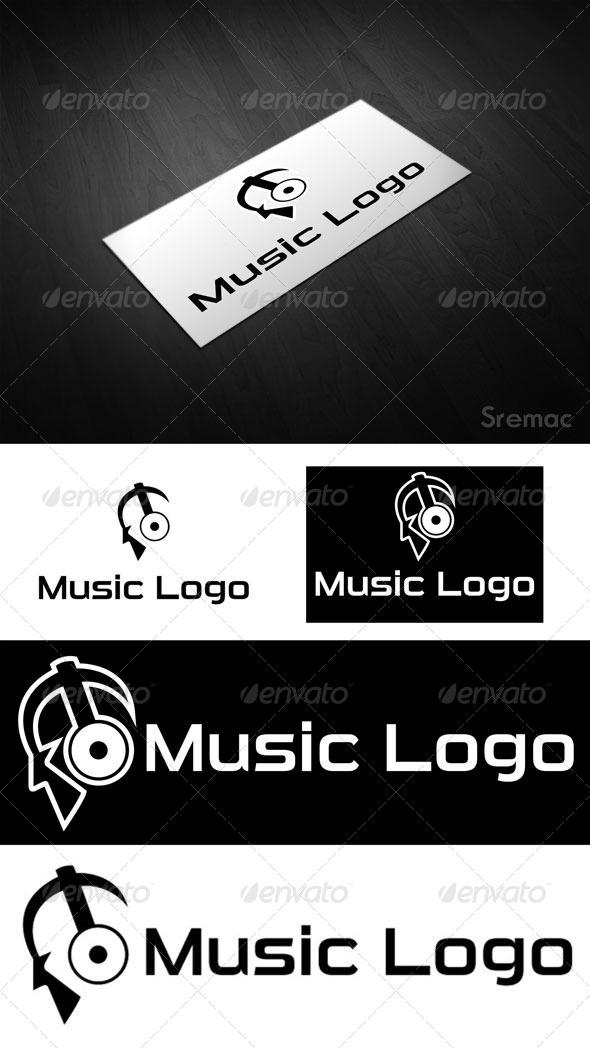 GraphicRiver Music Logo 4156702