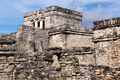 Mayan Building Complex at Tulum - PhotoDune Item for Sale