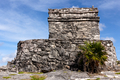 Remains of a Mayan Building at Tulum - PhotoDune Item for Sale