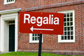 Regalia Sign at Harvard University Graduation - PhotoDune Item for Sale