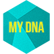 My DNA PSD Template | Onepage vCard - ThemeForest Item for Sale
