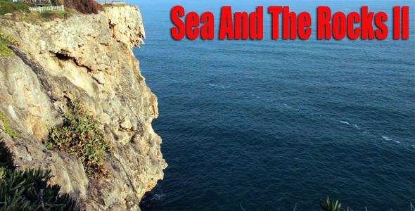 Sea And The Rocks II