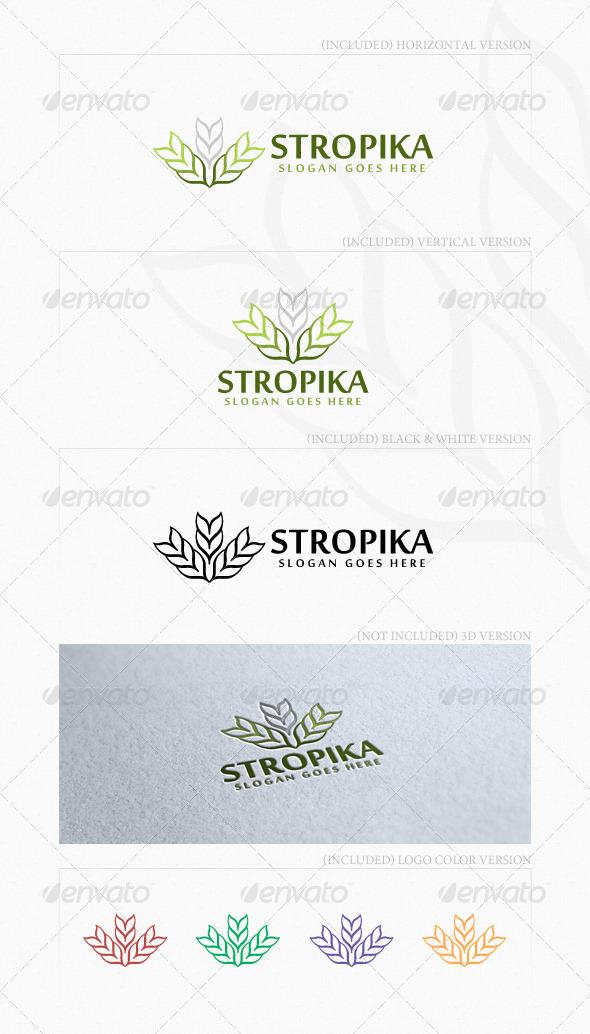 GraphicRiver Stropika Logo 4163531