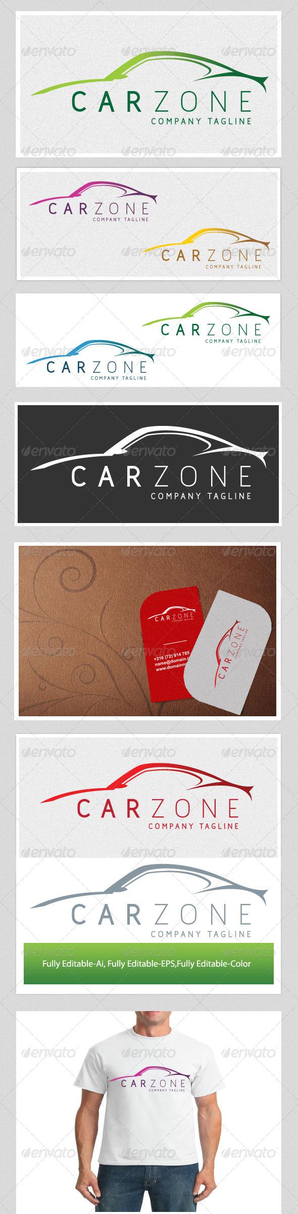 GraphicRiver Car Zone 4076485