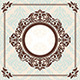 Vintage Floral Frame - GraphicRiver Item for Sale