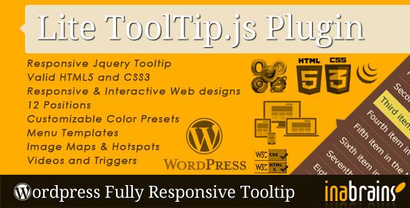 CodeCanyon Wordpress LiteTooltip.js Plugin 4165378