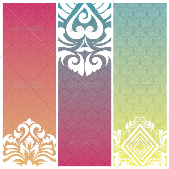 GraphicRiver Banner Pattern 4165613