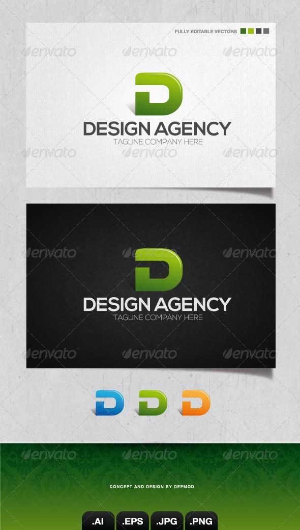 GraphicRiver Design Agency Logo 4166223