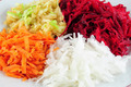Beetroot, turnip, apple and carrot salad - PhotoDune Item for Sale