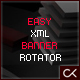 Easy XML Banner Rotator - ActiveDen Item for Sale