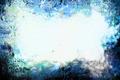 Blue Grunge Border - PhotoDune Item for Sale