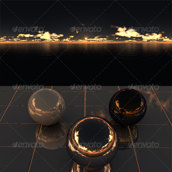 3DOcean Sea 48 4167683