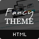 FancyTheme - Multipurpose HTML Template - ThemeForest Item for Sale