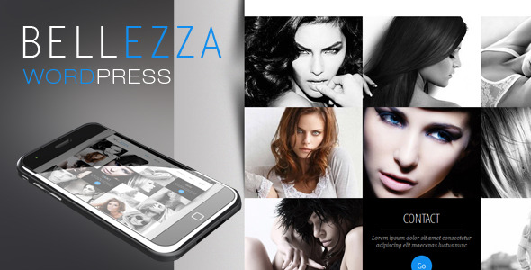 Bellezza - Creative Business WordPress Theme