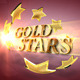 Gold Stars Opener - VideoHive Item for Sale