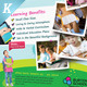 Junior School Promotion Flyers - GraphicRiver Item for Sale