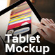 Tablet Mockups - GraphicRiver Item for Sale