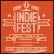 Indie Fest V.03 Flyer / Poster - GraphicRiver Item for Sale
