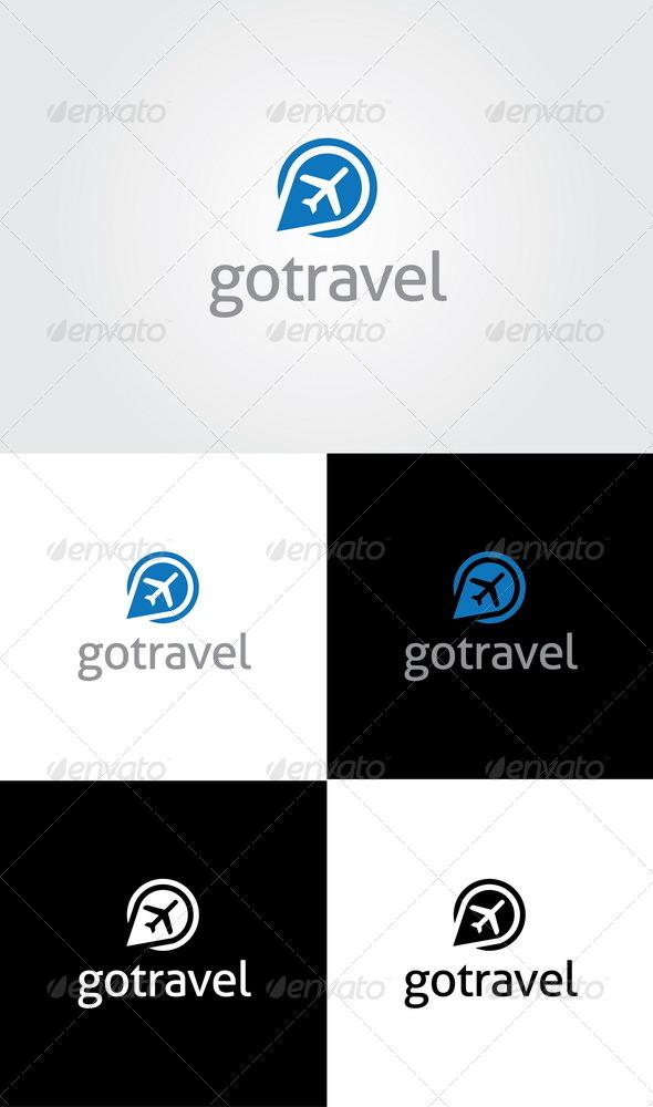 GraphicRiver Go Travel Logo 4173880