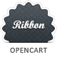 Ribbon OpenCart Theme - ThemeForest Item for Sale