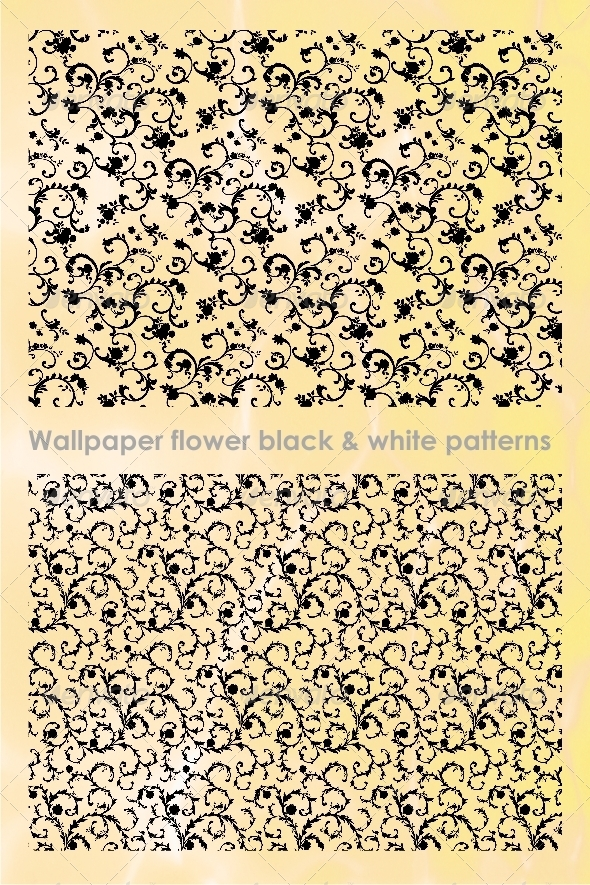 GraphicRiver 2 Wallpaper Pattern 4175258