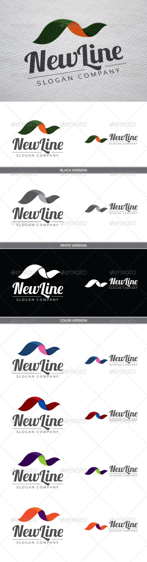 GraphicRiver NewLine 4175335