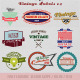 Vintage Label v2 - GraphicRiver Item for Sale