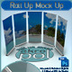 Roll Up Mock Up - GraphicRiver Item for Sale