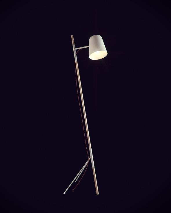 3DOcean Lamp 4177739