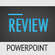 Review Powerpoint - GraphicRiver Item for Sale