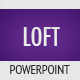 Loft Powerpoint - GraphicRiver Item for Sale