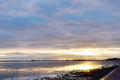 Sunset at Roosebeck, Morecambe Bay. - PhotoDune Item for Sale