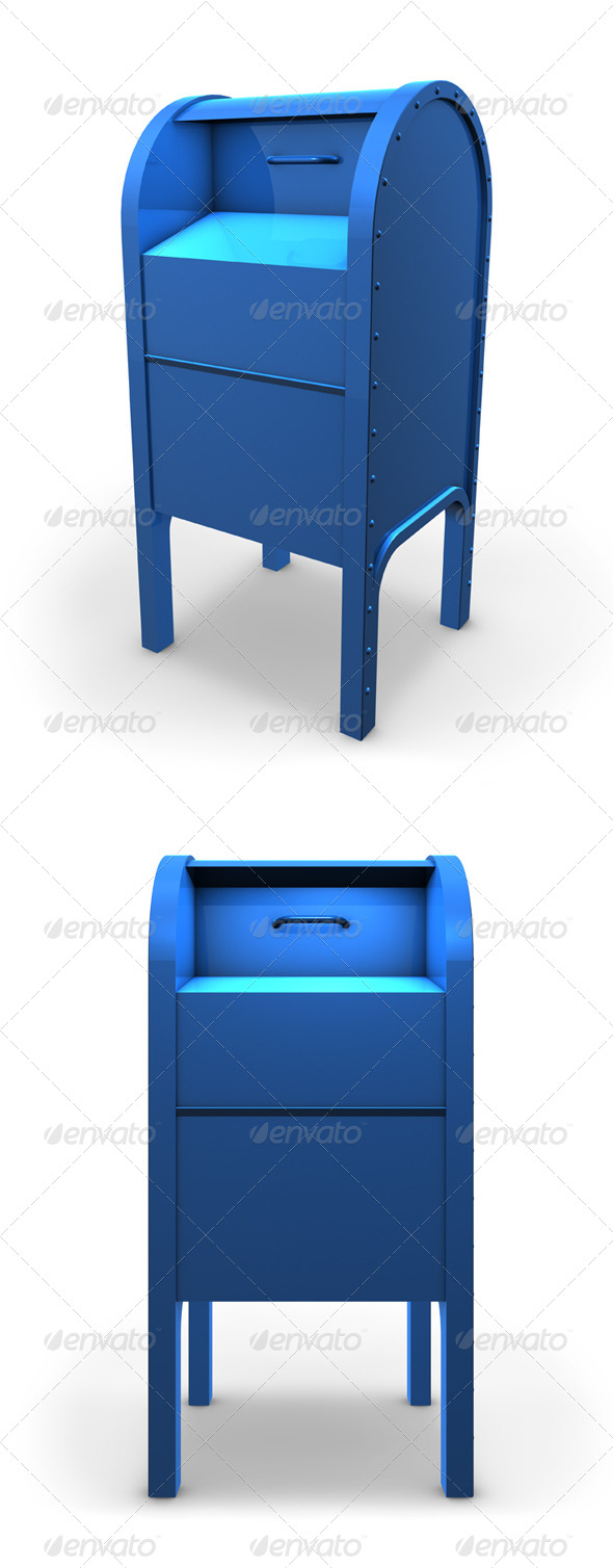 GraphicRiver Mail Box 4179102