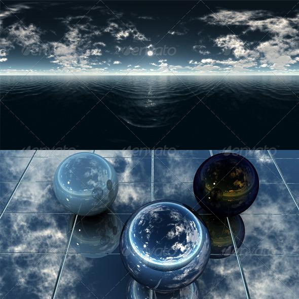 3DOcean Sea 54 4179728