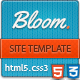 Bloom - Responsive Multipurpose Template - ThemeForest Item for Sale