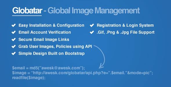 CodeCanyon Globatar Global Image Management 4158965