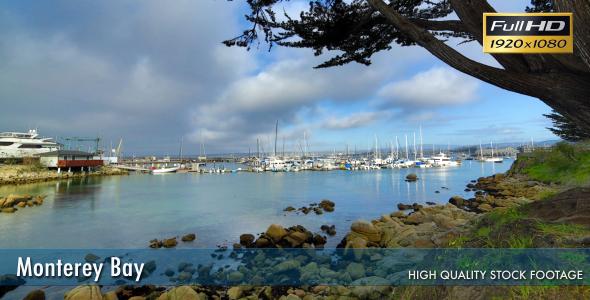 Monterey Marina Time Lapse