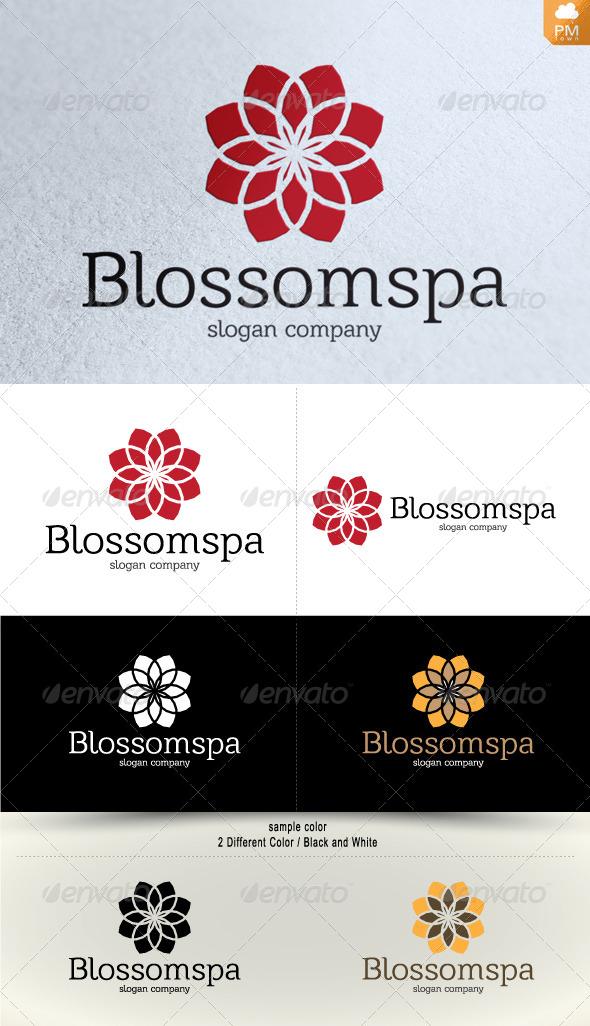 GraphicRiver Blossom Spa 4181165