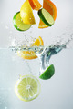 Lemon, lime and orange splash - PhotoDune Item for Sale