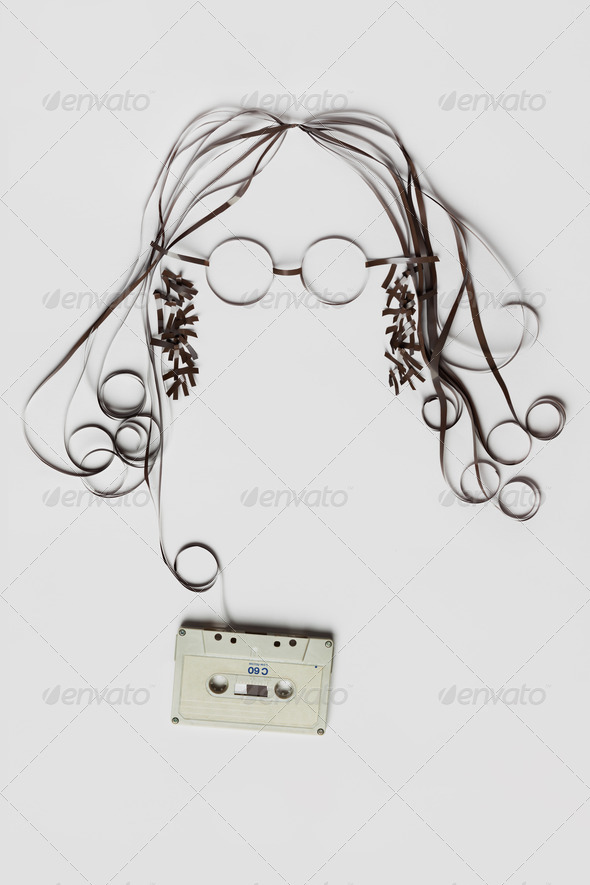 You need is tape. - Stock Photo - Images